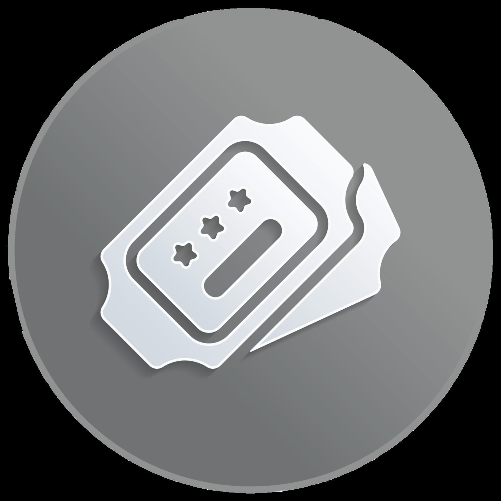 eventsticket icon
